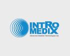 עיצוב לוגו ל intromedix