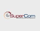 עיצוב לוגו ל supercom